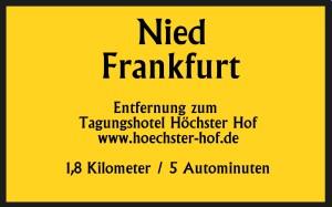 Tagungshotel Frankfurt Nied